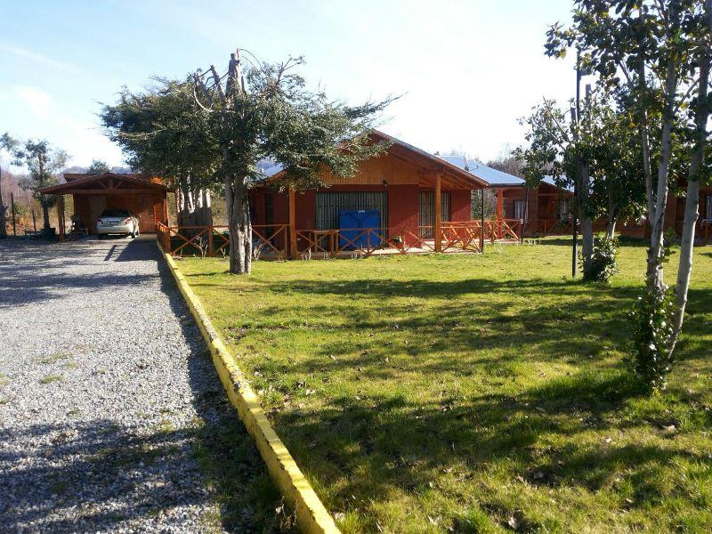 Hermoso centro turístico en funcionamiento en venta o arriendo, ubicado en Licanray