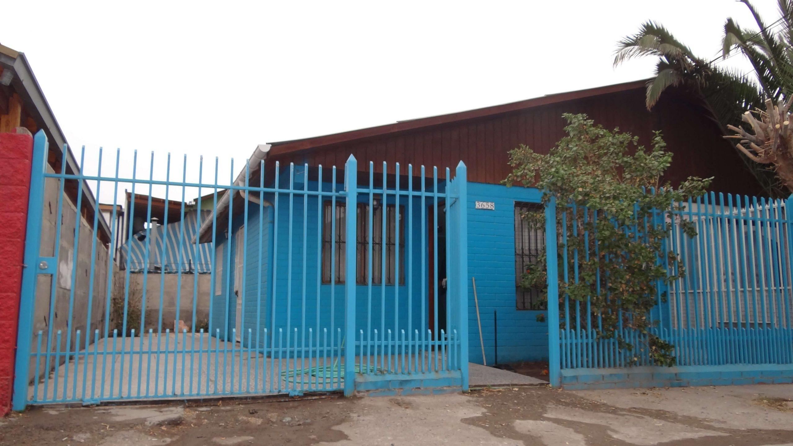 casa puente alto sector gabriela