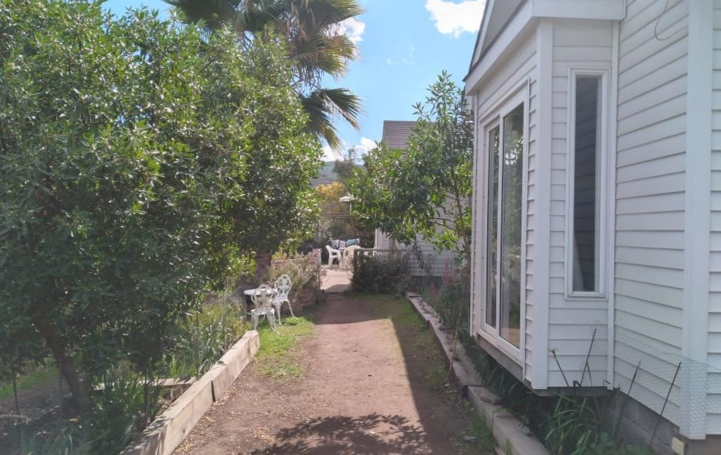 Parcela Colina- Jardín