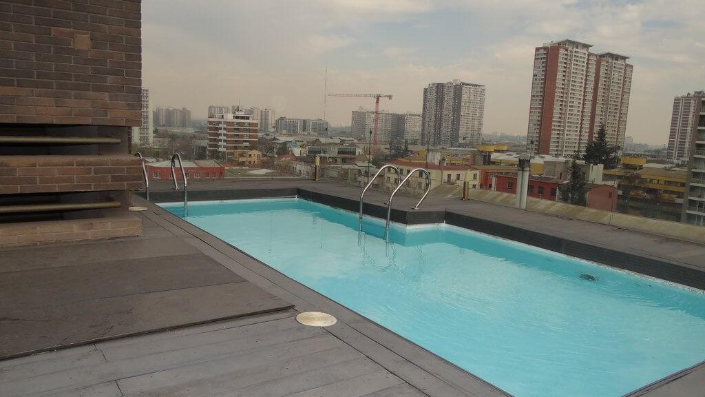 Departamento Ñuñoa 425, piscina 2