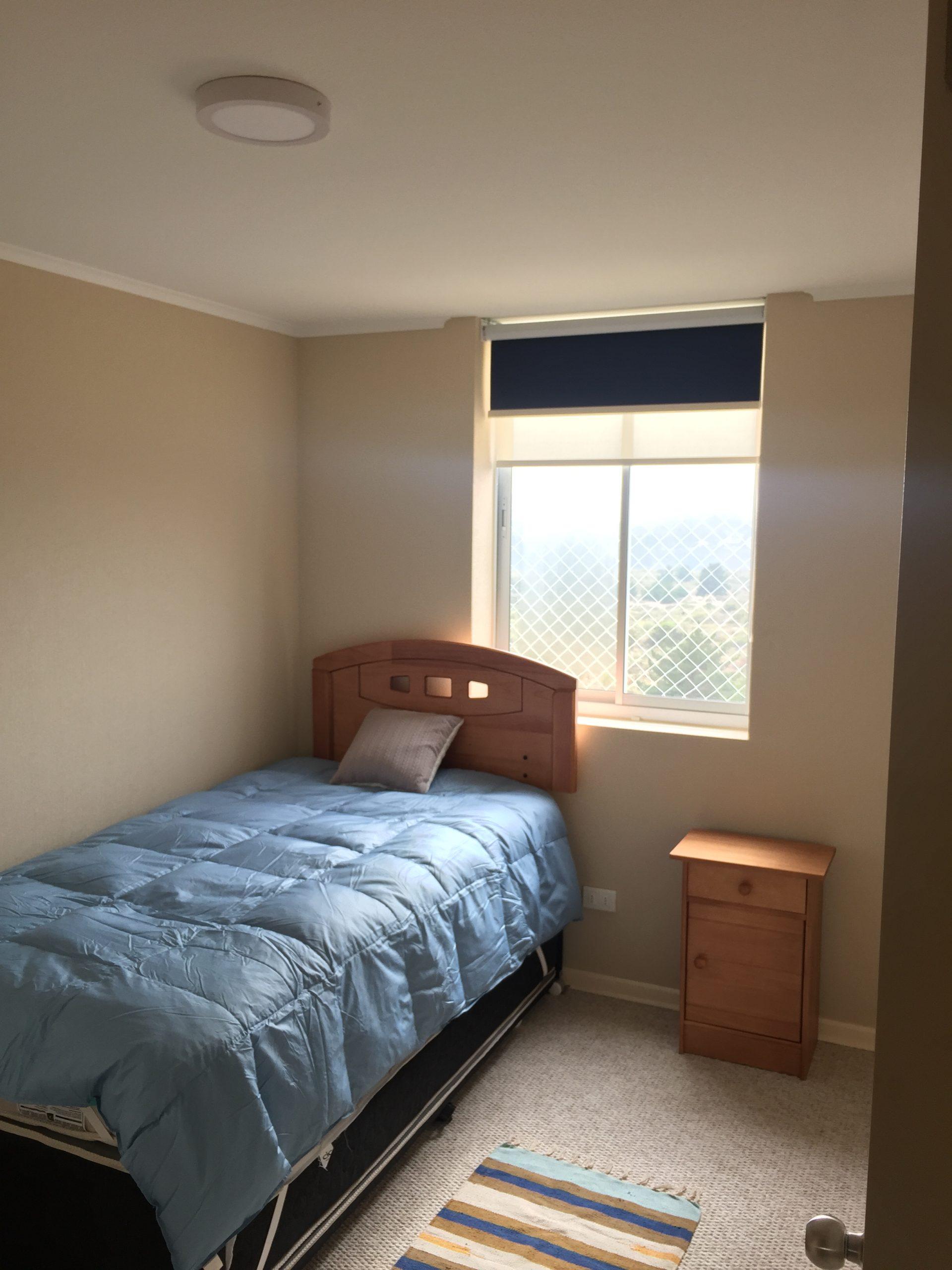 Departamento en venta Algarrobo - habitación 1