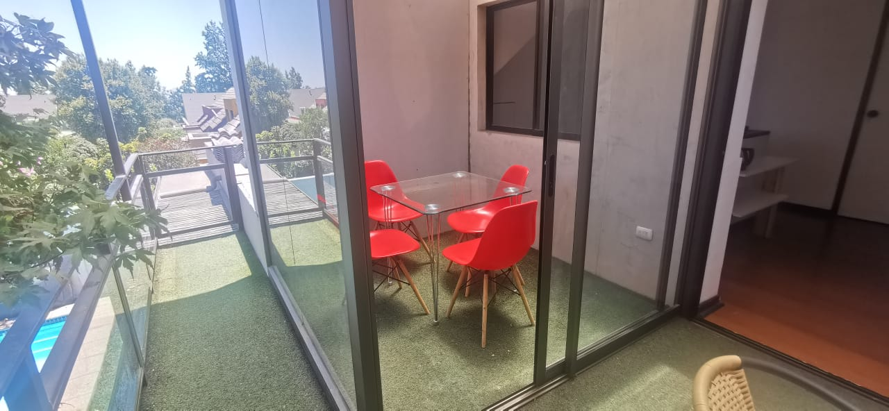 Sala de reunion en Terraza