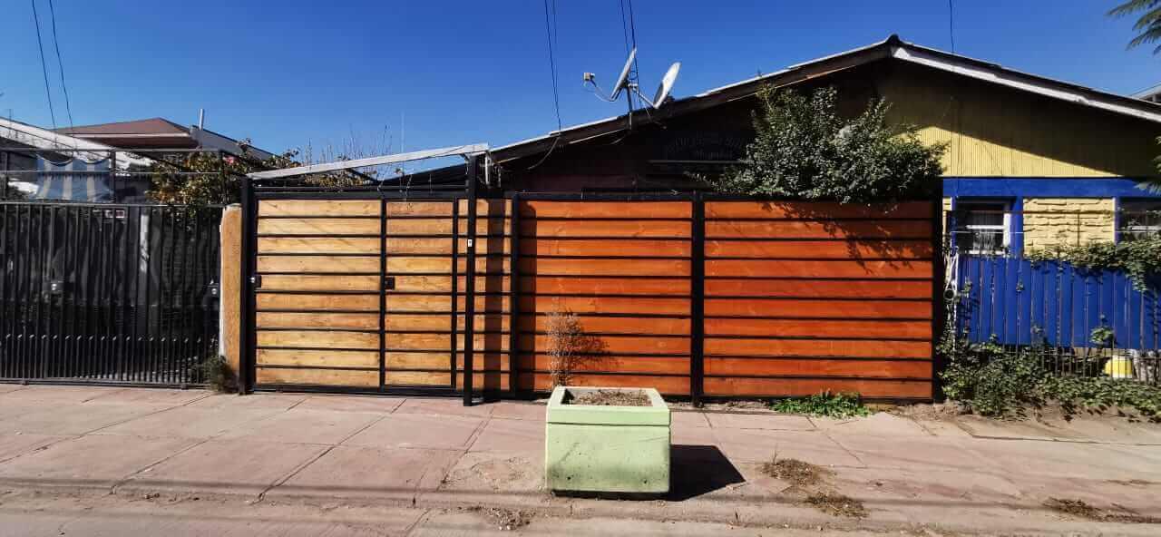 Se Vende Casa en Pasaje, comuna de Lo Espejo