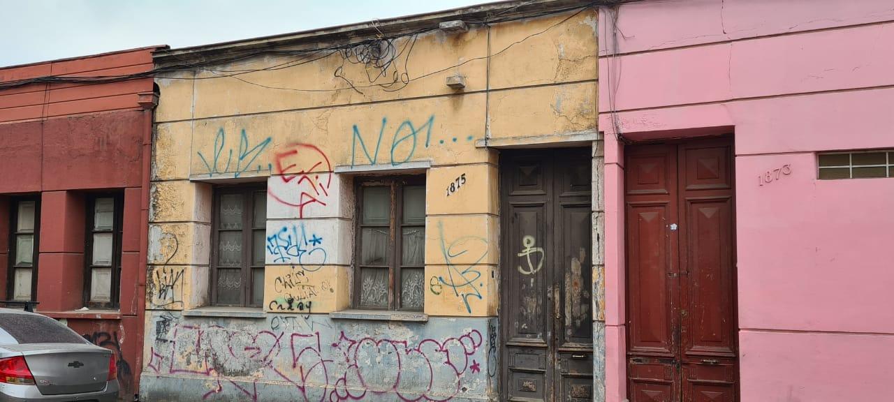 En Venta Casa en Calle Santo Domingo, Santiago.